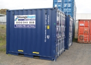 storage depot 10foot containers