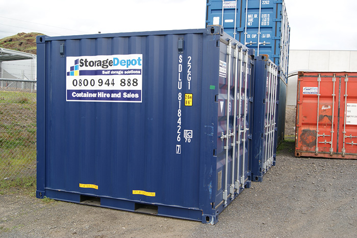10ft Container For Sale Storage Depot