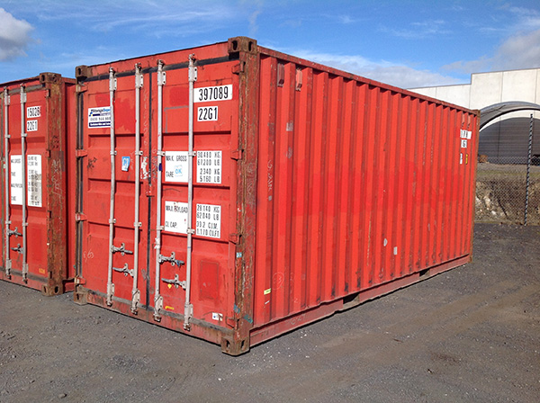 Used shipping containers for sale