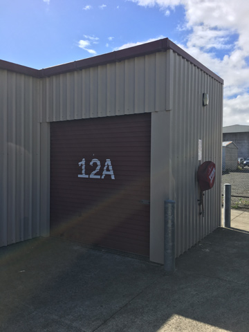 3x3 Selfstorage Unit South Auckland Storage Depot