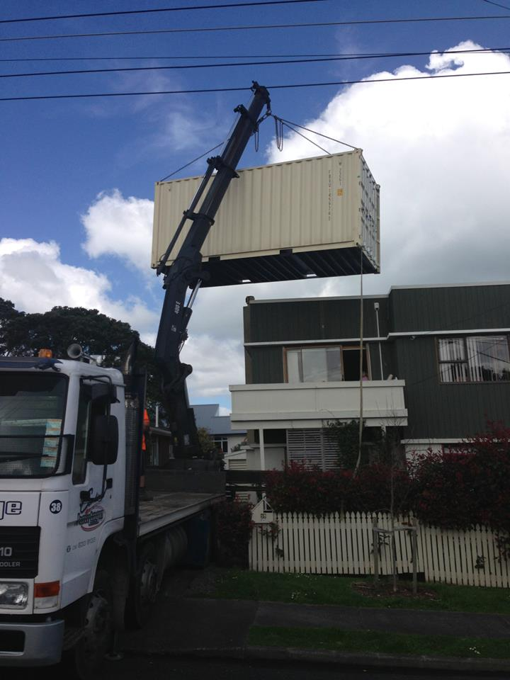 portable storage delivery & Portable Storage Units - Auckland | Storage Depot