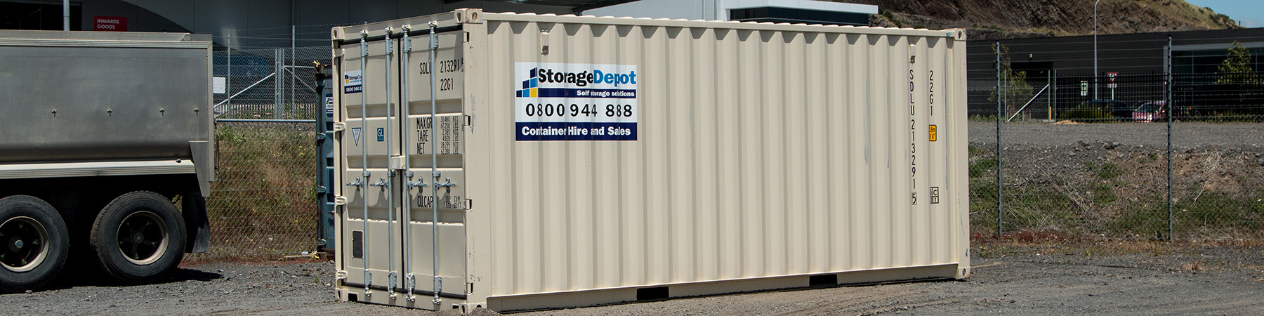 Shipping Containers rent or buy NZ | Self Storage Auckland ...
