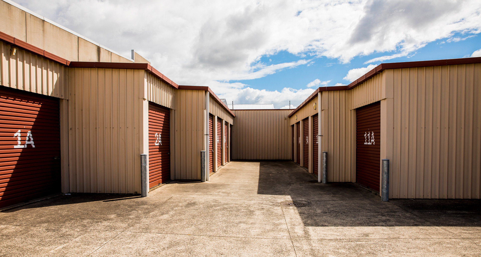Auckland self storage solutions